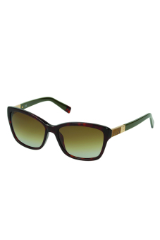 Furla Jasmin SU4853 0706 Sunglasses (Brown/Olive Green) Price Philippines