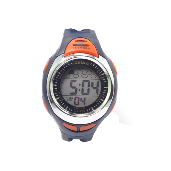 Harga Digital Waterproof Watch (XJ761-O)