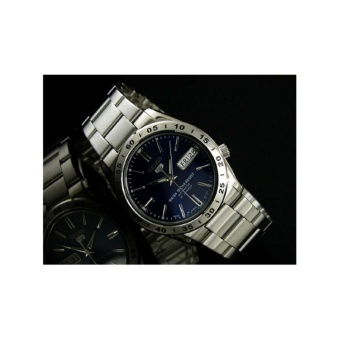 Harga SEIKO 5 SNKD99 Blue Automatic Water Resistant