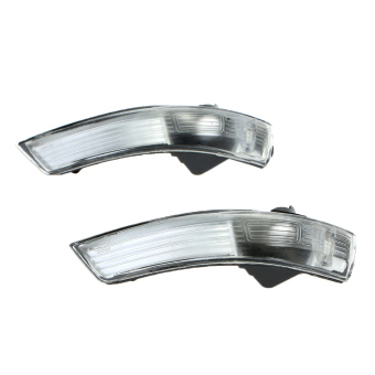 Harga Pair of Mirror Turn Signal Corner Light Lamp Cover Shade Screen for Ford Focus II 2 III 3 Mondeo - intl