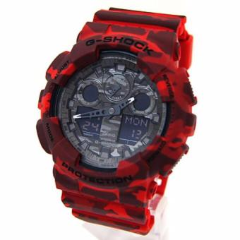 G-Shock Classic Watch GA-100CM-4A Price Philippines