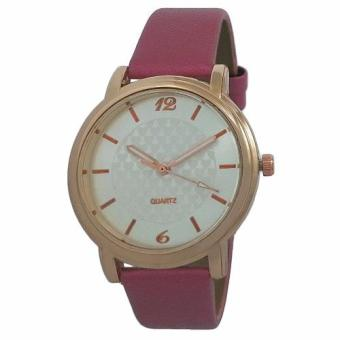 Eu Te Amo Women's Quartz Watch (Baby Pink) Price Philippines