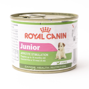 Harga Royal Canin Wet Dog Food Mini Jr 195g ( 6 cans / box)