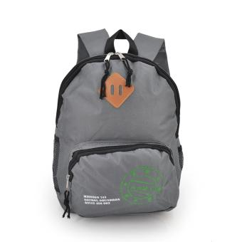 Happy Kids CRL-05 Kids School Bag Backpack (Grey) Price Philippines
