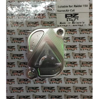 S&L MOTOR AIR CUT COVER RAIDER SILVER Price Philippines