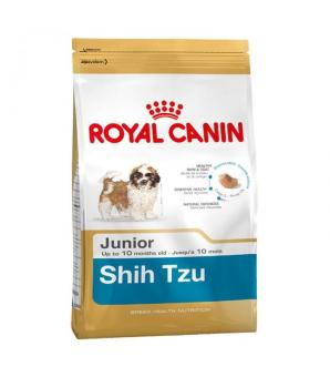 Harga ROYAL CANIN JUNIOR SHIH TZU DOG DRY FOOD
