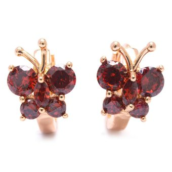 Harga Jewelrista EAR808 Earrings (Rose Gold)