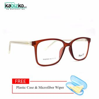 Harga Sun Computer Eyeglasses Replaceable Lens Unisex Eyewear