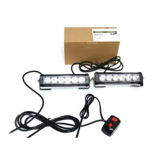 2X6 Federal LED Light Bar Strobe (12 W) Price Philippines