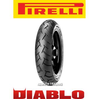 Pirelli 90/90-14 Diablo Scooter 46S Tubeless REAR Tire (Oversized, Ideal for Honda Scooters) Price Philippines