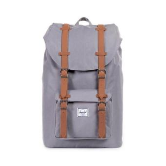 Herschel Supply Co. Little America Mid-volume Backpack (Grey/Tan) Price Philippines
