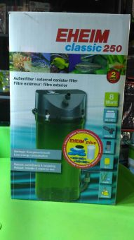 Eheim Classic External Canister Filter with Media 250 Price Philippines