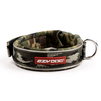 Ezydog Neoprene Collar Dog Leash (Camouflage) Price Philippines