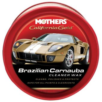 Mothers California Gold 05500 Brazilian Carnauba Cleaner Wax Price Philippines