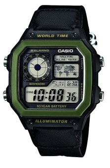 Casio Men's Black Watch AE-1200WHB-1BVDF Price Philippines