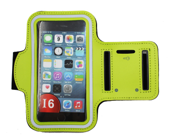 Harga TECH GEAR Sport Armband for iPhone 6 (Apple Green)