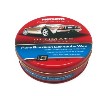 Mothers 05550 California Gold Pure Brazilian Carnauba Wax Step 3 12oz Price Philippines