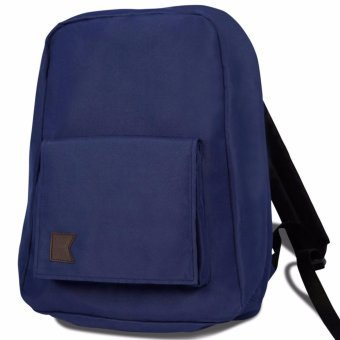 KISHU travel backpack / Hidden zippers/ Anti theft / Laptop / Premium (BLUE) Price Philippines
