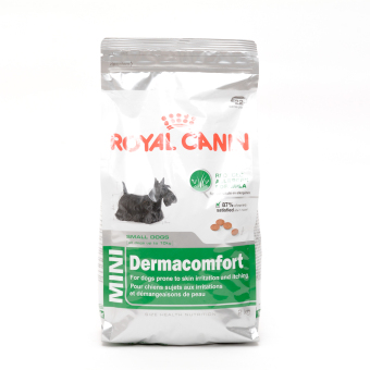 Harga Royal Canin Mini Dermacomfort Dry Dog Food 2kg