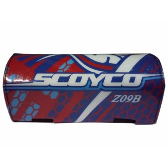 Scoyco Z09B Motorcycle Bar Foam Pads Guards Protector (Blue) Price Philippines