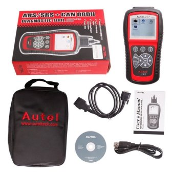 Autel AutoLink AL619 OBDII CAN ABS and SRS Scan Tool - intl Price Philippines