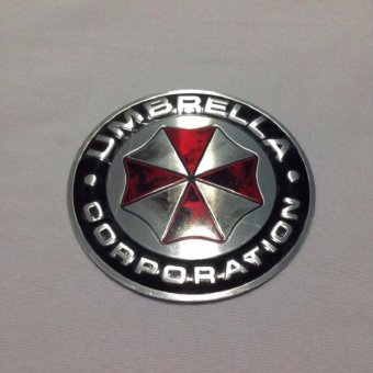 Harga Umbrella Corp. Badge