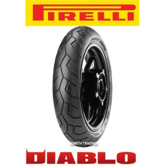 Pirelli Diablo Scooter 70/90-14 34S Tubeless FRONT Tire Price Philippines