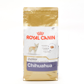 Harga Royal Canin Breed Health Nutrition Chihuahua Junior Dry Dog Food 1.5kg