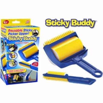 Set of 2 Sticky Buddy Hair Lint Dust Remover Price Philippines