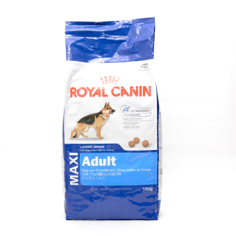 Harga Royal Canin Size Health Nutrition Maxi Adult Dry Dog Food 15kg
