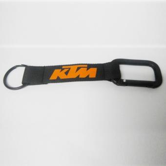 Harga KTM Sport Motorcycle Motor Key Chain Polyester Logo Key Ring