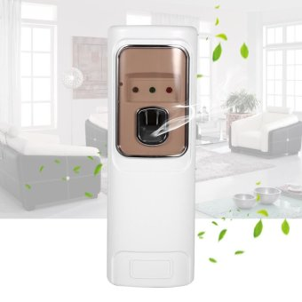 300ml Wall Mounted Air Freshener Automatic Perfume Aerosol Dispenser - intl Price Philippines