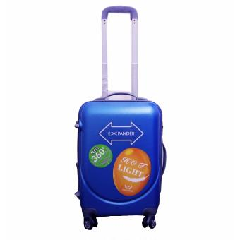 Cabin Trolley Case Wheel Rolling Suitcase Luggage Waterproof With password lock(Blue) SEPTWOLVES CLC-T Price Philippines