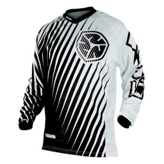 "Scoyco® T-Series T118 Motorcycle Jersey ""CoolMax"" Material Motocross MX Racing (Black) (XL) Price Philippines"