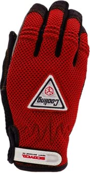 Scoyco® LE-Series LE-01 Motorcycle Gloves Reflective (Red) (M) Price Philippines