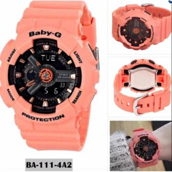 Casio Baby-G BA-111-4A2 (Orange) Price Philippines