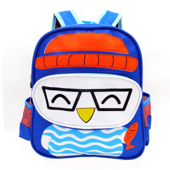 Harga HAPPY KIDS 3009 Enzo Boy Kids Backpack Outdoor Bag (Multicolor)