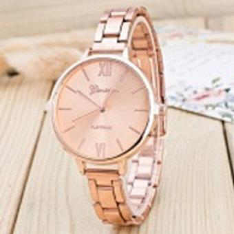 GENEVA Roman Fashion Watch (Rose Gold) Price Philippines