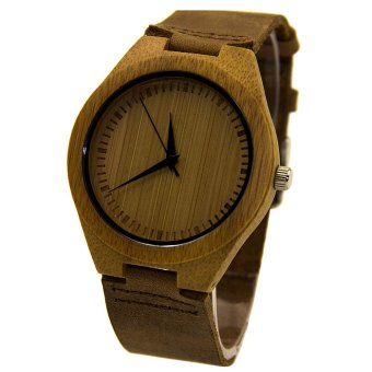 Leather Bamboo Wooden Watches Price Philippines