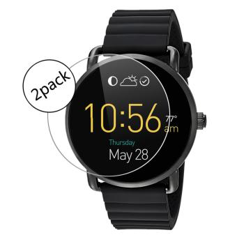 PopSky Clear Tempered Glass Premium 9H Film Screen Protector for Fossil Q Wander - intl Price Philippines