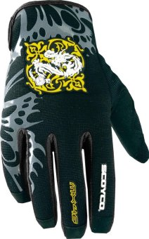 "Scoyco® MX-Series MX-46 Motorcycle Gloves ""Lycra"" Material Motocross MX Racing (Black) (XL) Price Philippines"