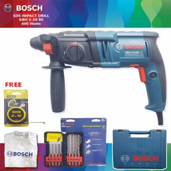 Impact Drill SDS Bundle GBH 2-20RE Price Philippines