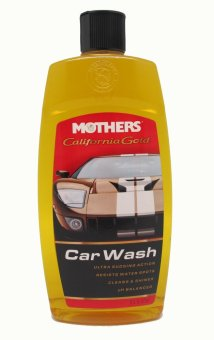 Mothers 05600 California Gold Car Wash 473ml Price Philippines