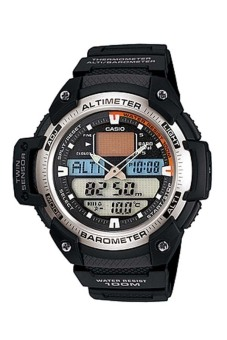 Casio OutGear SGW-400H-1B (Black) Price Philippines