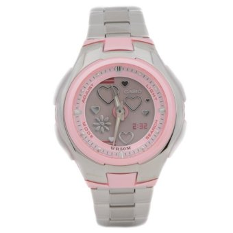 Harga Casio General Ladies Watches Poptone LCF-10D-4AVDR
