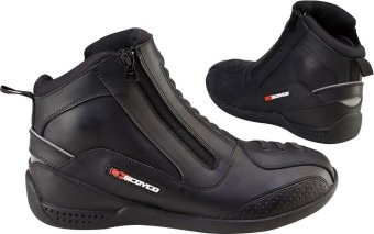 Scoyco® MBT-Series MBT-002 Motorcycle International Boots Touring & Racing (Black) (Size 42) Price Philippines