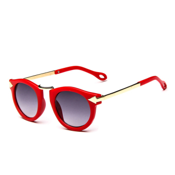Unisex Kid Mirror Lens Frame Sunglasses Shades Sun Glasses for Kids Children Price Philippines