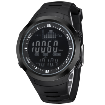 Harga NORTH EDGE digital watches Men Watch with Weather forecast Altimeter Barometer Thermometer Altitude for Climbing Hiking Fishing Outdoor sports