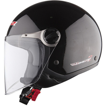 Harga LS2 Open Face OF560 Rocket 2 Helmet (Black)
