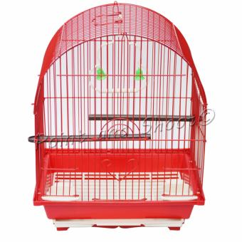 Harga Bird Cage Small Rounded (37 x 29 x 22 cm)
